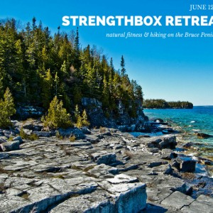 Bruce Peninsula – Hiking & Fitness Retreats in Tobermory