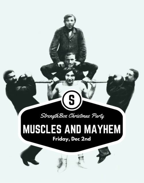 muscles and mayhem