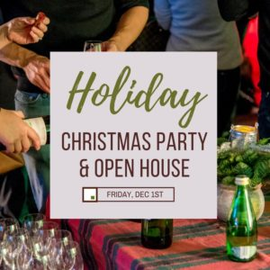 Christmas Party Open House 2017
