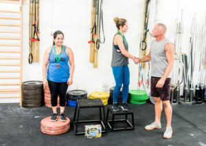 StrengthBox Challenge Women's Ope